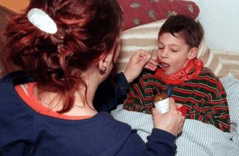 способы заболевания тонзиллитом